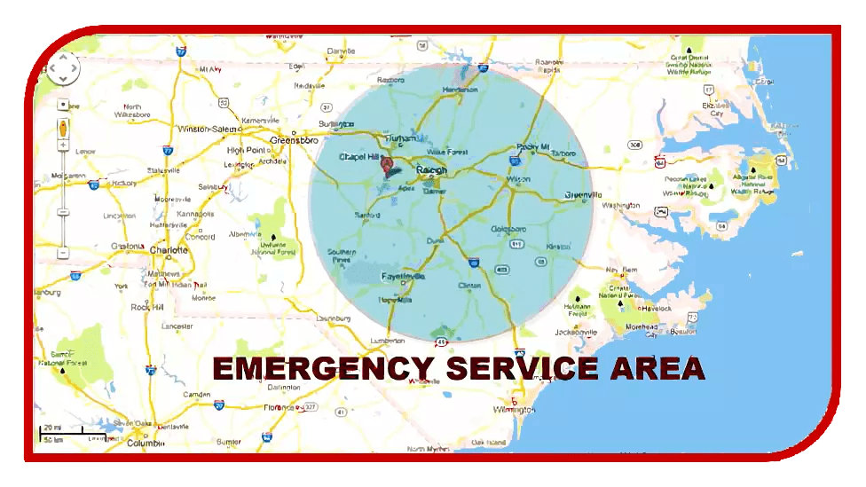 EMERG+NC EMERGENCY SERVICES MAP