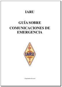 Guía IARU Reg 1