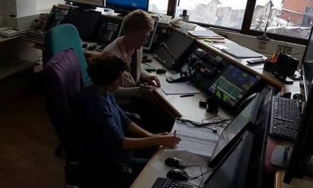 Ayuda de los radioaficionados de Slovenia al 112 por grandes nevadas