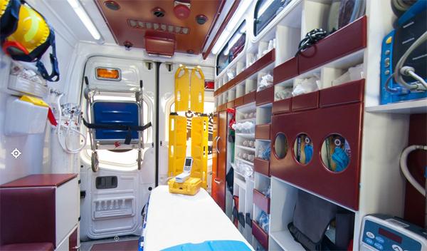 Ambulancia virtual (2/4)