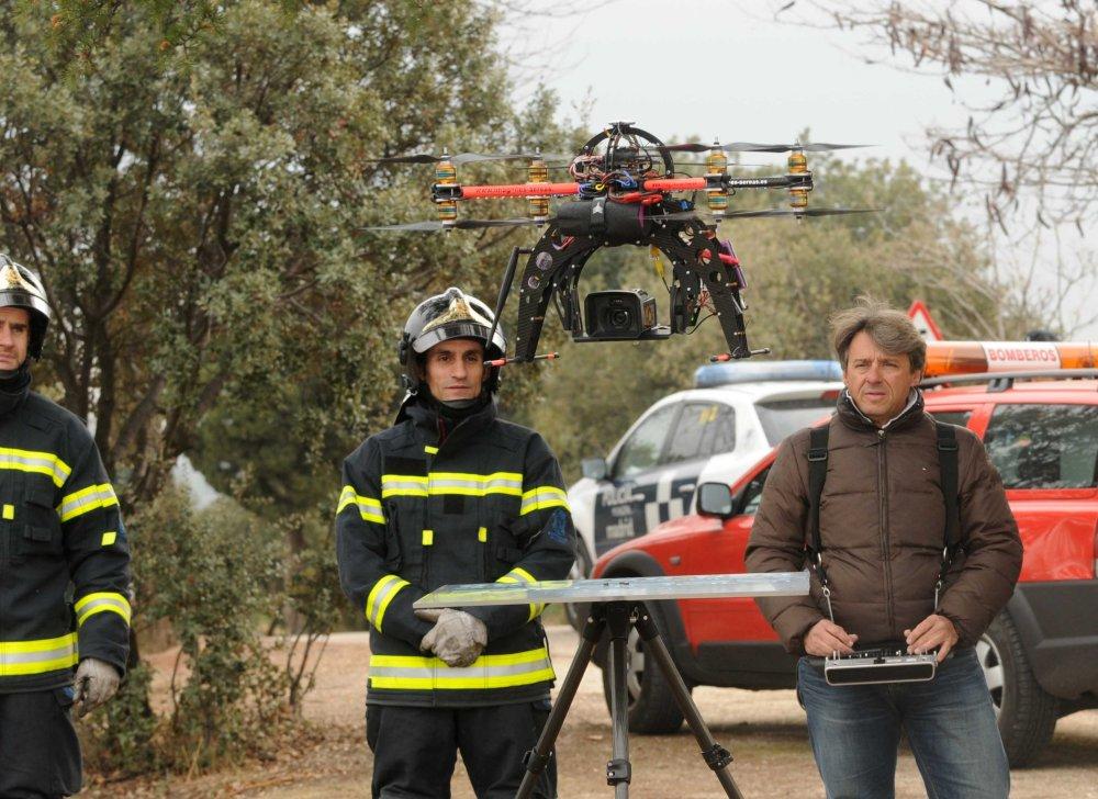 90 millones de euros para renovar el equipamiento en los parques de bomberos (5/6)