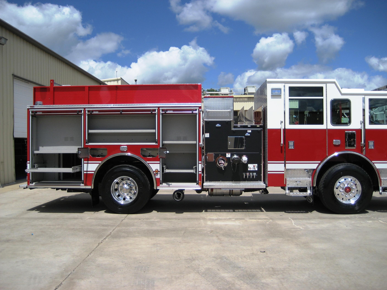 Pierce Arrow Xt Custom Pumper Fire Truck Emergency