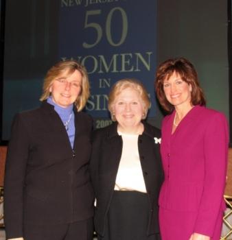 NJBIZ Awards EPP's Unger One of New Jersey's Best 50 Women in Business