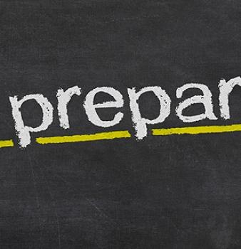 The Presidential Debate and Being Prepared
