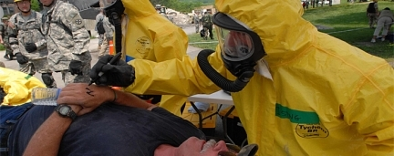 Conducting a Nuclear Disaster Drill