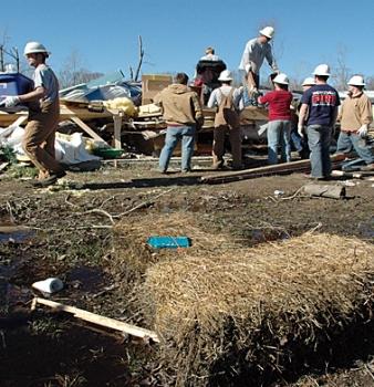 Using Volunteers in Emergency Situations