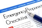 11180656-fountain-pen-lying-on--emergency-preparedness-checklist--form disaster survival