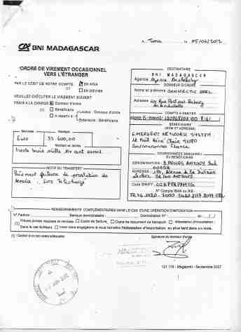 2012 virements bancaires tous signés par RANARISON Tsilavo 17-min