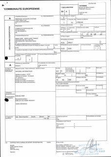 Envoi d'EMERGENT à CONNECTIC dossier douanes françaises EX1 2011_Page5