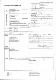 Envoi d'EMERGENT à CONNECTIC dossier douanes françaises EX1 2011_Page6