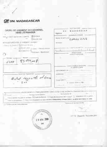Virement 2009 signé par RANARISON Tsilavo 9-min