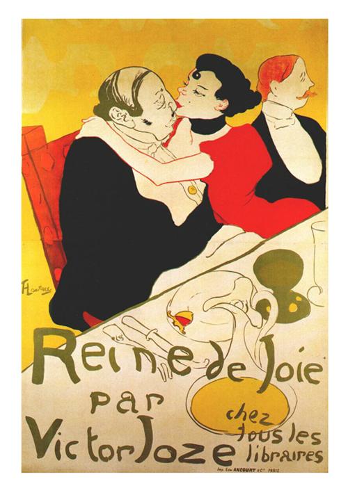 Lautrec Reine de Joie 1892