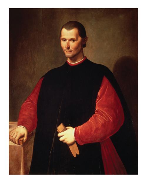ca. 1560-1600 ---  by Santi di Tito --- Image by © Archivo Iconografico, S.A./CORBIS