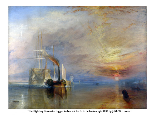 The Fighting Temeraire 500