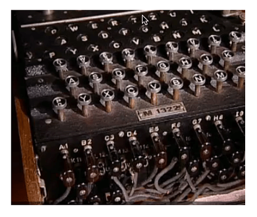 Alan Turing codebreaker