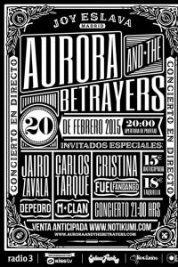 Betrayers en Joy