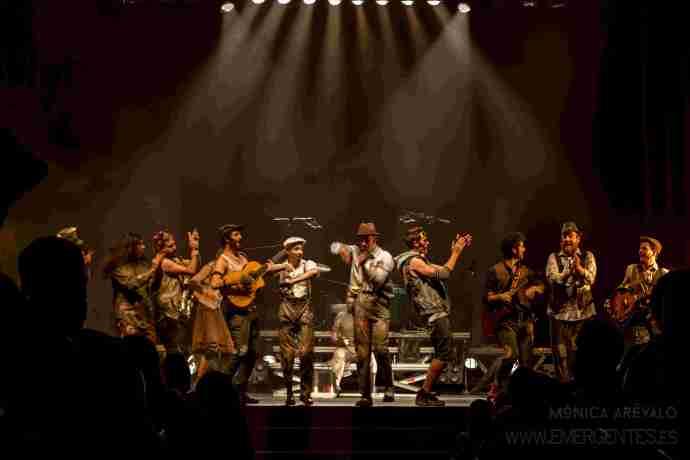 Al Tran Tran y Swingdigentes: Nómadas. www.emergentes.es