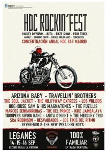HDC ROCKING FEST @ Recinto Ferial La Fortuna | Leganés | Community of Madrid | Spain