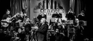 BOB SANDS BIG BAND @ Café Berlín