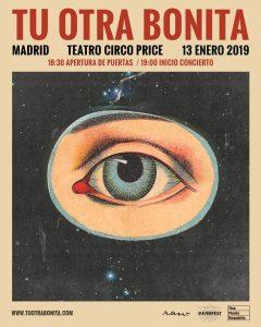 TU OTRA BONITA @ Teatro Circo Price