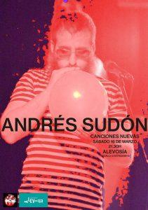 ANDRÉS SUDÓN @ Alevosía