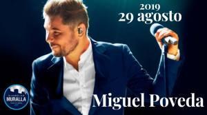 MIGUEL POVEDA @ Recinto Amurallado