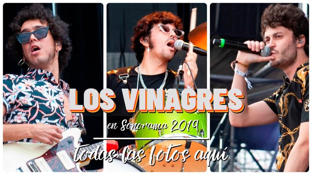 Los VInagres Sonorama