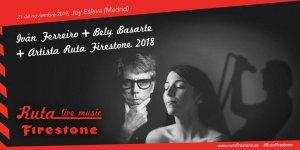 IVÁN FERREIRO + BELY BASARTE+ RAYDEN @ Joy Eslava