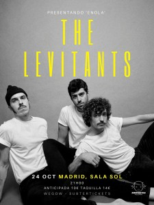 THE LEVITANTS @ Sala El Sol