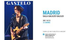 GASTELO @ Sala Galileo Galilei