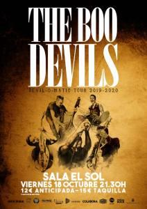 THE BOO DEVILS @ Sala El Sol