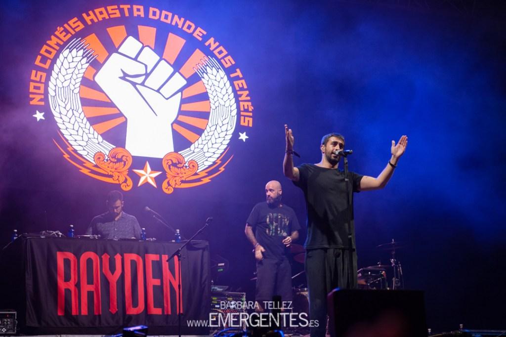 Rayden Festival Gigante