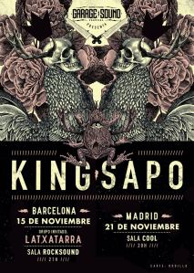 KING SAPO @ Sala Cool