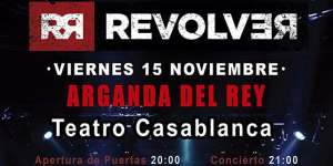 REVOLVER @ Teatro Casablanca Arganda