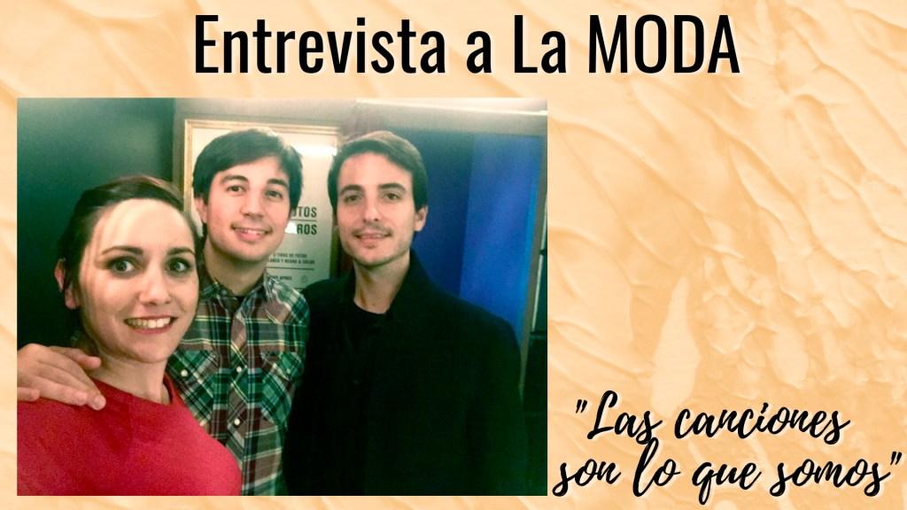entrevista LA MODA