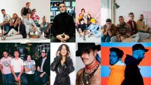 KASE.O+DANCETERIA (MISS CAFFEINA Y VARRY BRAVA)+HINDS+RODRIGO CUEVAS+LA LA LOVE YOU+SILOÉ+ DANI+VEINTIUNO (FIESTA RADIO 3 EXTRA) @ La Riviera