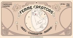 LAS ODIO (FEMME CREATORS) @ Mercado de Diseño
