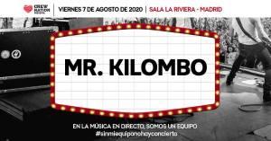 MR. KILOMBO @ Sala La Riviera