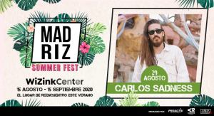 CARLOS SADNESS (MADRIZ SUMMER FEST) @ Wizink Center