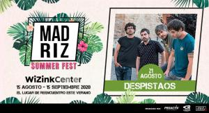 DESPISTAOS (MADRIZ SUMMER FEST) @ WiZink Center