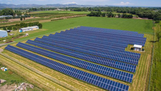Solar for Commercial Operations Indiana