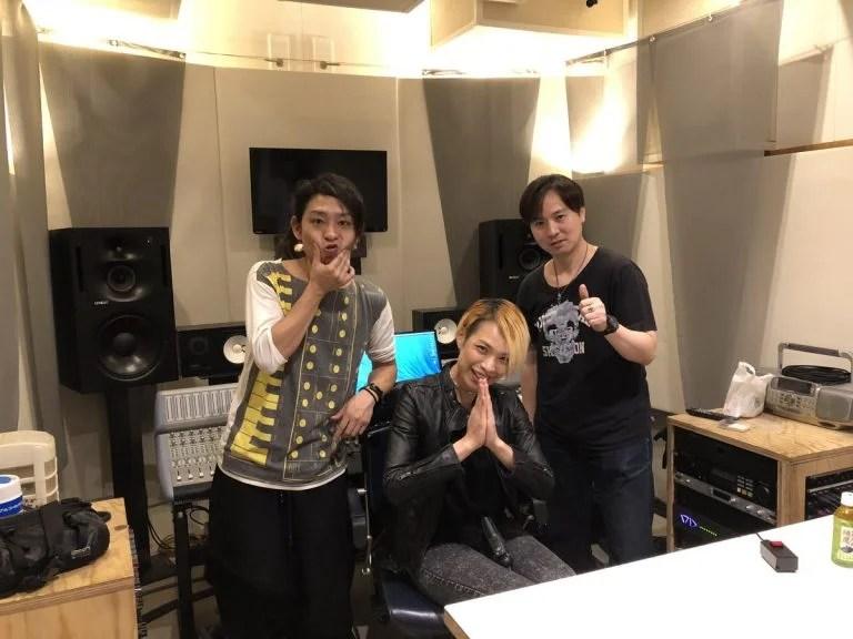 bazooka studio recording