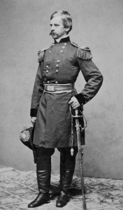 General Nathaniel P Banks.