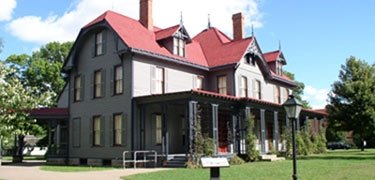 James Garfield National Historical Park (photo courtesy NPS)