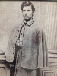 21-Year old Bennett H. Young led the raid on St. Albans.
