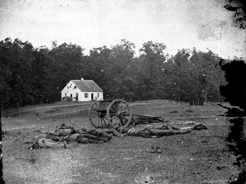 Antietam Dead