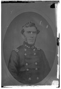 A prewar image of Braxton Bragg, Rosecrans' Tennessee nemesis. Courtesy of the Library of Congress