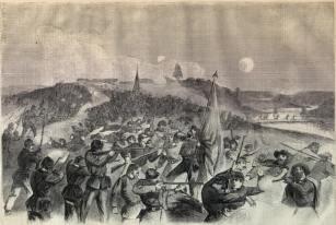 Harper's Weekly, November 28, 1863