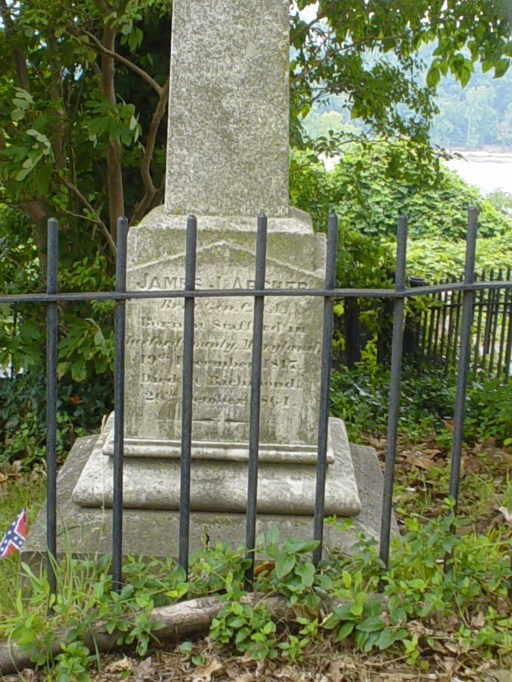 Brigadier General James J. Archer's Grave Site