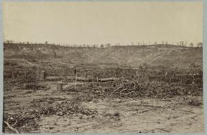 A view of Missionary Ridge. Courtesy of the Library of Congress